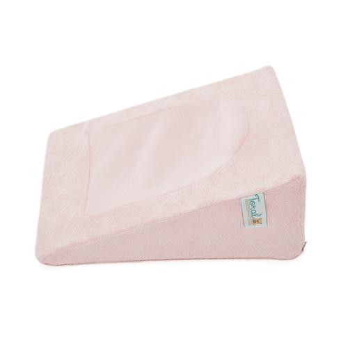 Almohada anti-reflujo antifluido rosa