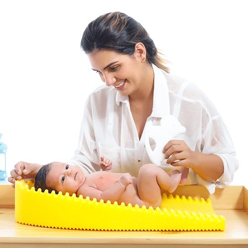 5 tips para el baño de tu bebé