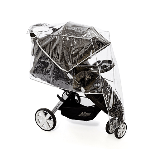 Protector de lluvia para coche de bebé